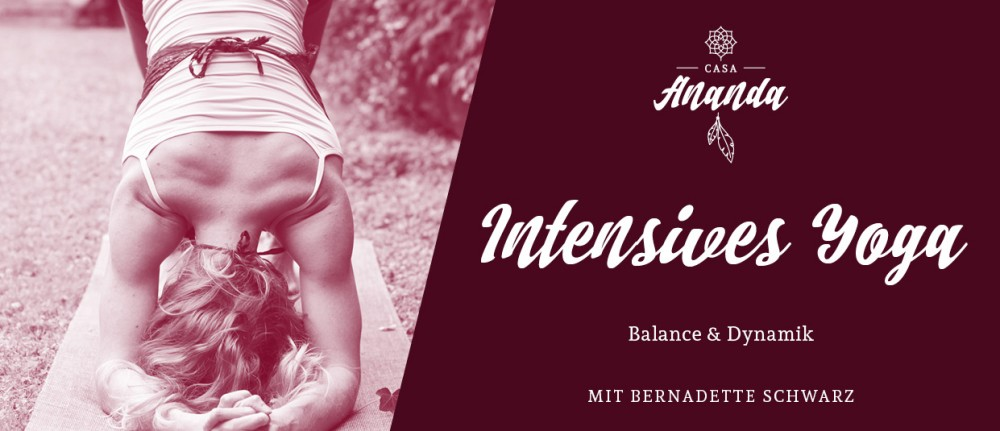 Intensives Yoga (Montag)