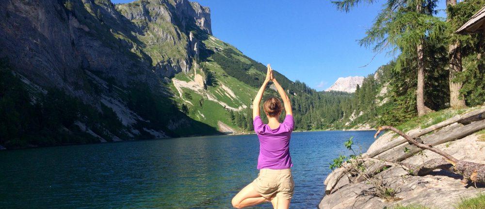 Auftank-Tage mit Yoga und Naturerleben