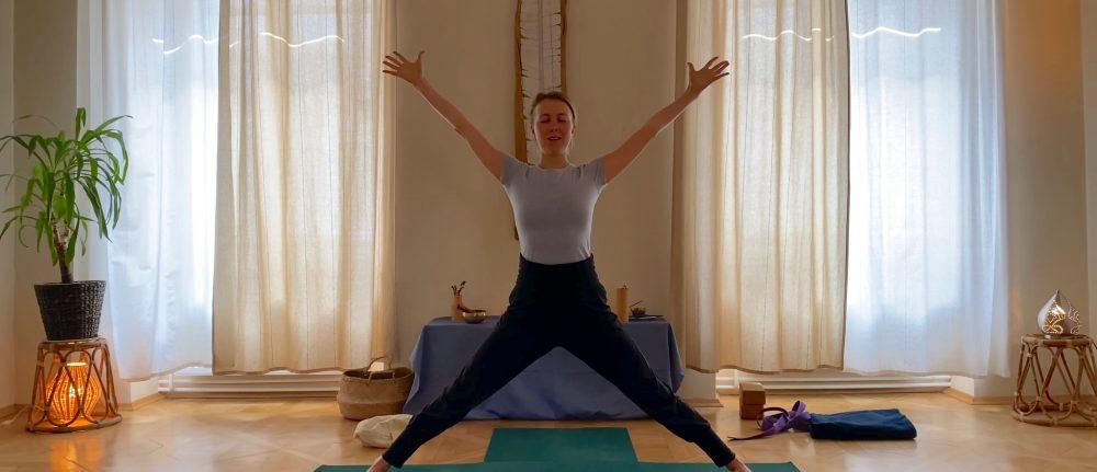 Online Yoga-Kurs